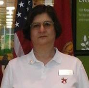 Marolyn Howe, Treasurer
